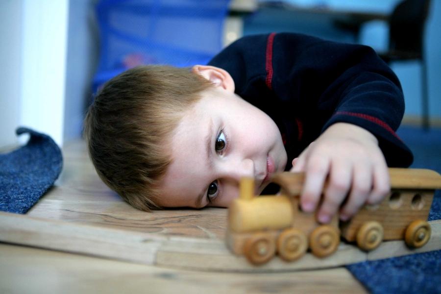 Особенности детей с аутизмом