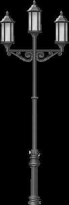 Классика. Опора фонаря от 3 до 5 м