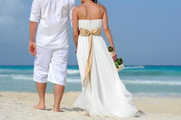 Красивая свадьба в Мексике. Фото: lmfotografia - Fotolia.com