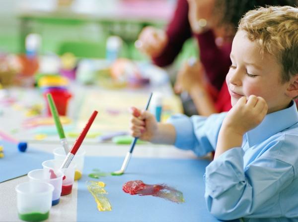 Детский праздник с мастер-классами. Фото с сайта 2yo.biz