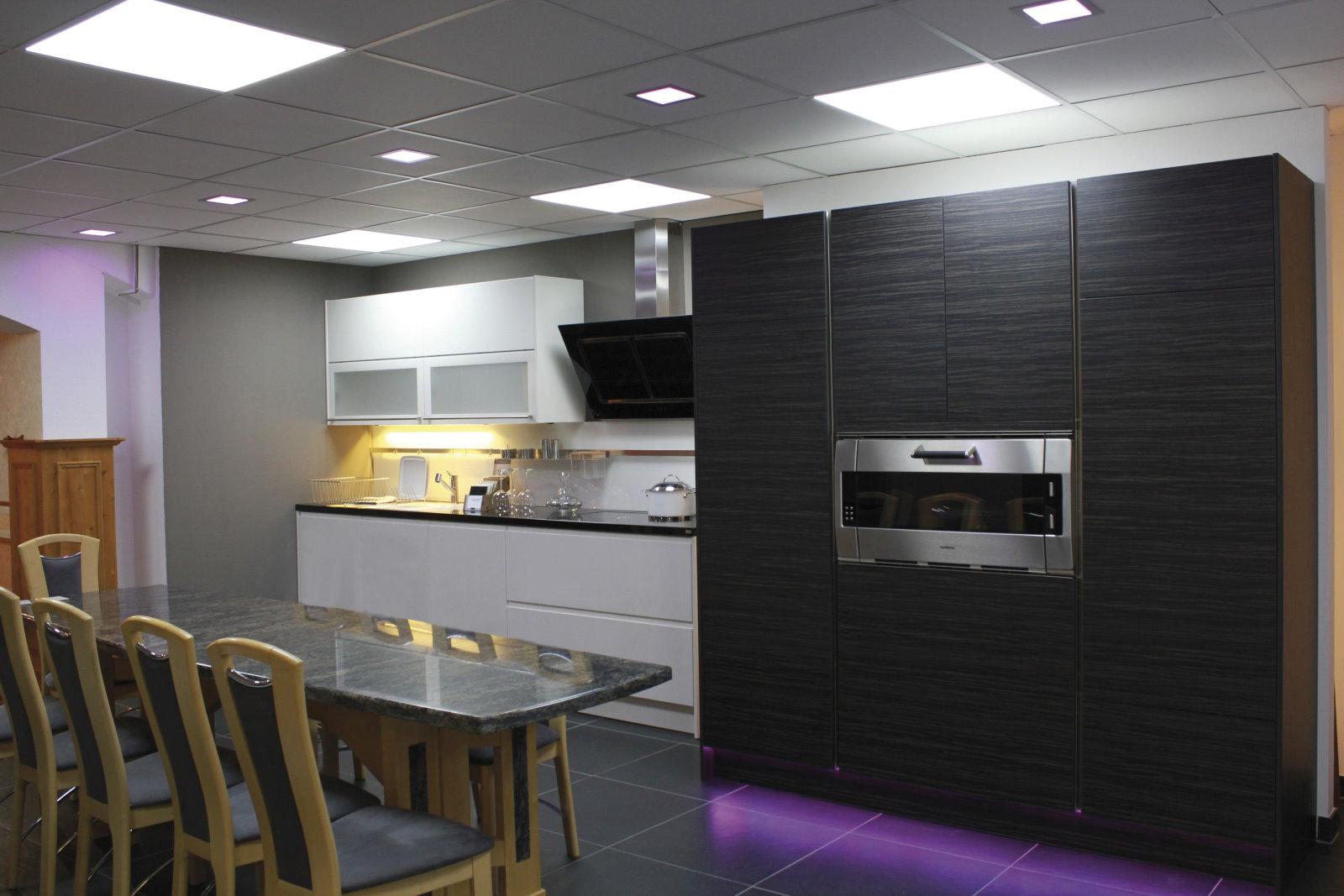 потолочные светодиодные панели Амстронг