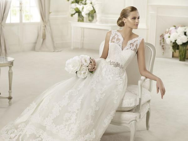 Как быть принцессой на собственной свадьбе. Фото с сайта newpix.ru