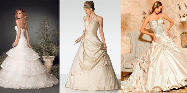 Как выбрать платье цвета айвори. Фото с сайта youtwo.ru