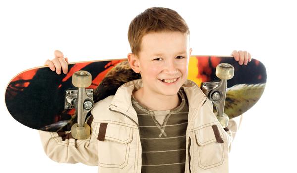 Чем порадовать восьмилетнего мальчика? Фото с сайта gidbaby.ru