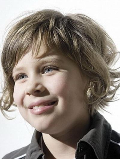 детские стрижки для мальчиков 2016 фото