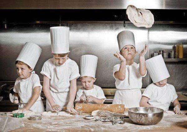 Мастер-класс кулинарный для детей на праздник. Фото с сайта ginzaproject.ru