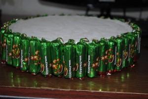 Так выглядит полуфабрикат нашего торта. Фото: retseptytortov.ru