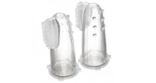 специальная мягкая щеточка для чистки зубов