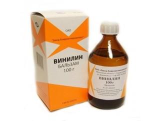 Как использовать Винилин? Фото с сайта http://aloe39.ru