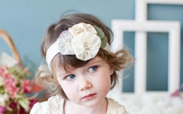 Украшение для маленькой модницы. Фото с сайта www.livemaster.ru