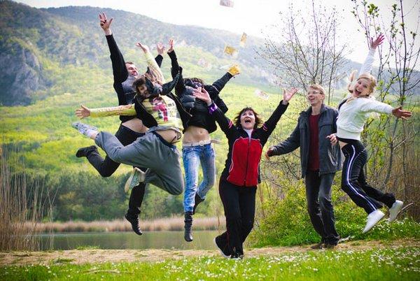 Как устроить веселый корпоратив летом? Фото с сайта yra.com.ua
