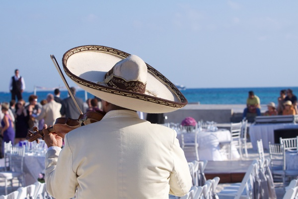 Как провести свадьбу в Мексике. Фото: kenzo - Fotolia.com