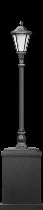 Торшер уличный 2,3 м