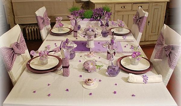 Изучаем сервировку праздничного стола. Фото с сайта farforushka.ru