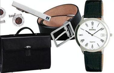 Подарки из кожи для мужа — беспроигрышный вариант. Фото с сайта www.alltime.ru