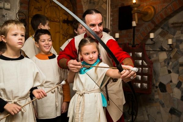 Как оригинально провести день рождения: музей «Живая история». Фото с сайта www.babyblog.ru