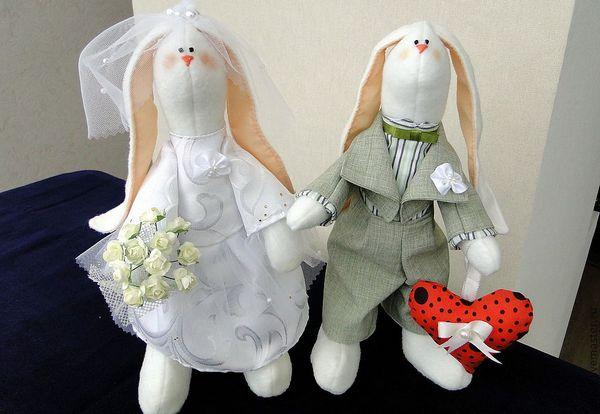 Игрушки Тильда — мило и от души. Фото с сайта www.livemaster.ru