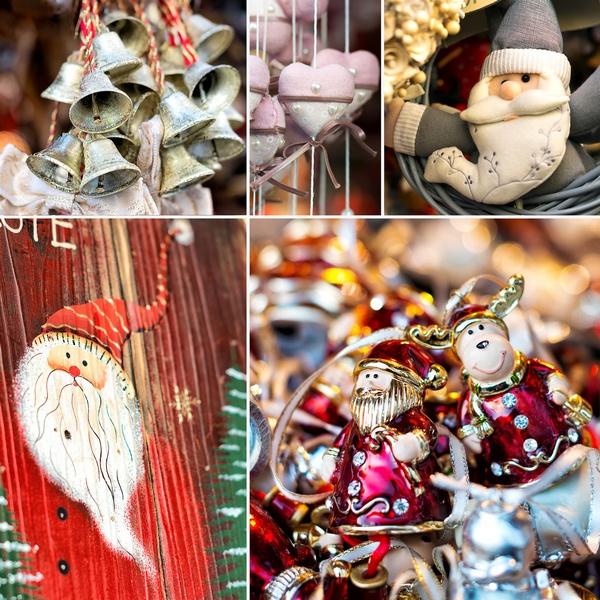Красивые самодельные игрушки украсят дом. Фото: stillkost - Fotolia.com