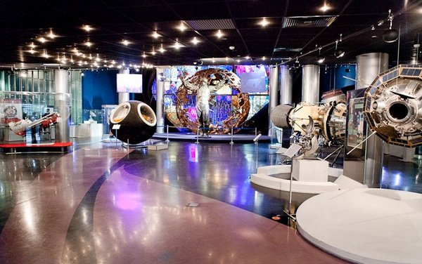 Окунуться в мир космонавтики. Фото с сайта www.kidsreview.ru