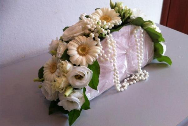 Изящное дополнение образа невесты. Фото с сайта onorino.ru.com