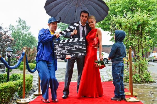 Встретить гостей надо, как настоящих звезд. Фото с сайта mamapedia.com.ua