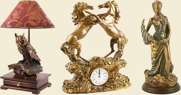 Оригинальные предметы интерьера в подарок начальнику. Фто с сайта vip-int.ru