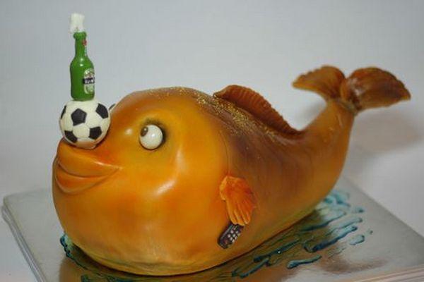 Ничего себе рыбка! Фото с сайта forum.u-samovara.ru