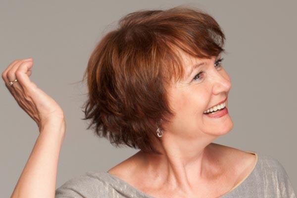 модные прически для женщин после 50 лет