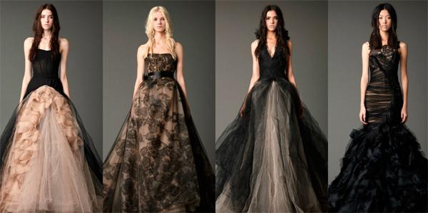 Модели платьев от Веры Вонг. Фото с сайта http://hivemind.com.ua/