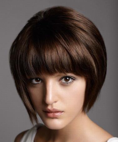 стрижка сессон на средние волосы фото