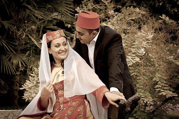 Турецкая свадьба: обычаи. Фото с сайта dd.studio.wedlife.ru