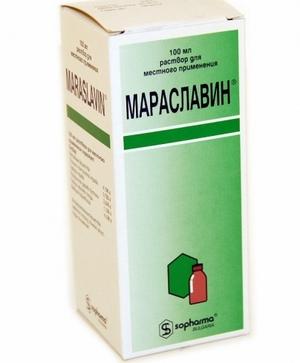 Мараславин: отзывы и цены. Фото с сайта http://paniapteka.ua