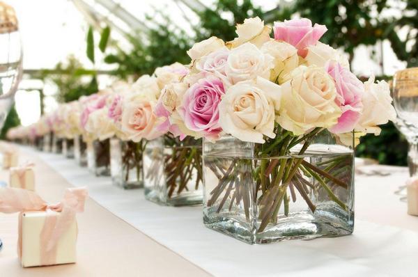 Декор свадьбы: собираем пазлы. Фото с сайта catalog.bridebook.ru