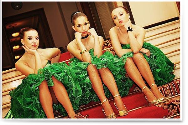 Красочная вечеринка для веселой компании. Фото с сайта moda.bullprofgrom.ru