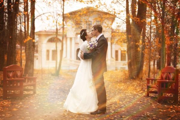 Как провести свадьбу осенью: основные моменты. Фото: kichigin19 - Fotolia.com