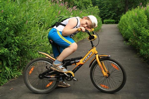 Спортивный подарок для активного малыша. Фото с сайта conf.7ya.ru