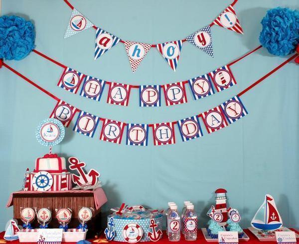 Кэнди-бар в морском стиле. Фото с сайта pro-consulting.com.ru