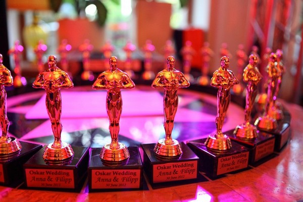 Награды для победителей — Оскар! Фото с сайта mamapedia.com.ua