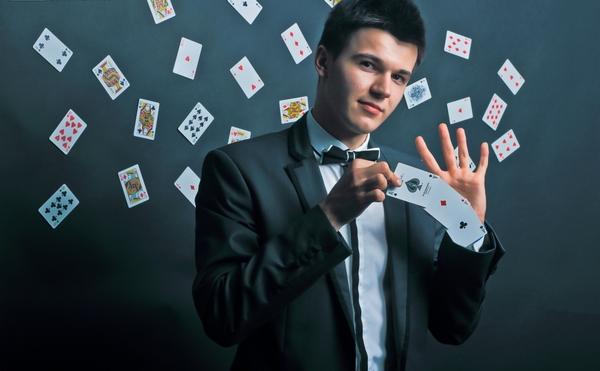 Как выбрать фокусника. Фото с сайта ktuz.com.ua