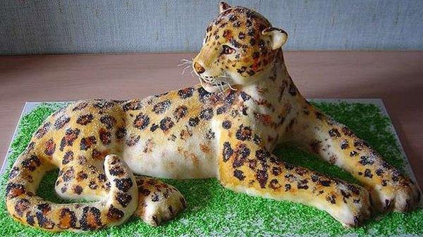 Торт Леопард — великолепно!