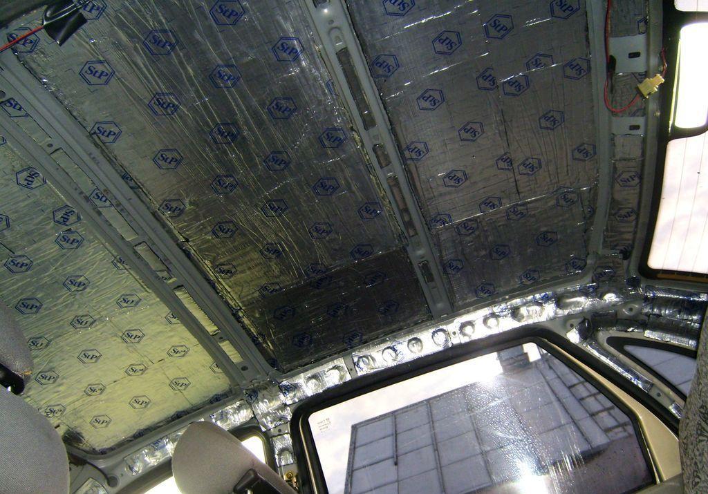 На гидроизоляцию как крышу укладывать