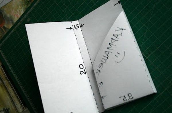 Вот так должна выглядеть шоколадница внутри. Фото с сайта http://scrap-owls.blogspot.ru/