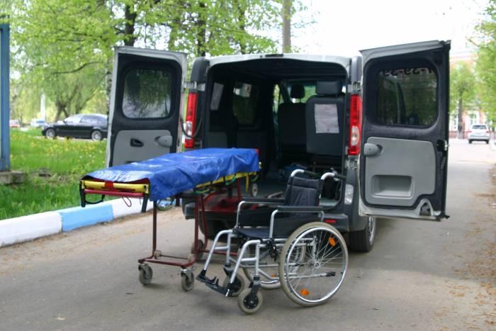 перевозка престарелых