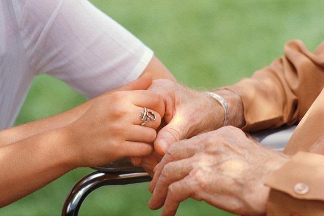получить в частном доме для престарелых